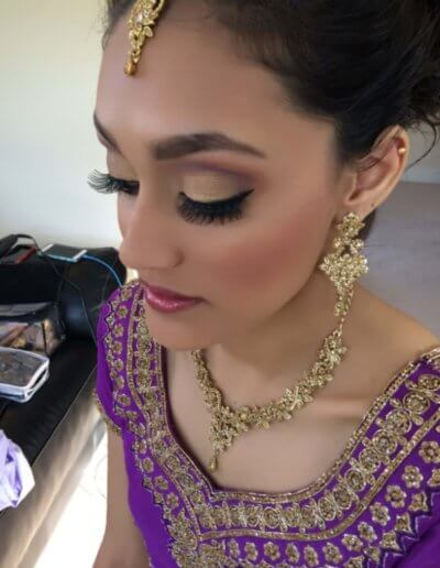 wedding hair & make-up11
