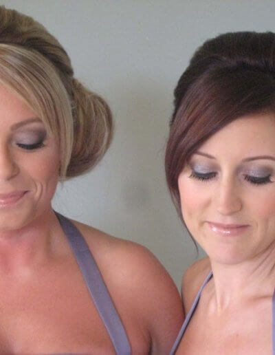 wedding hair & make-up12