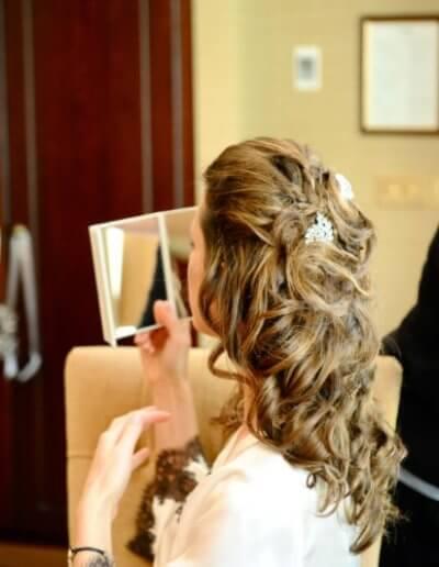 wedding hair & make-up2
