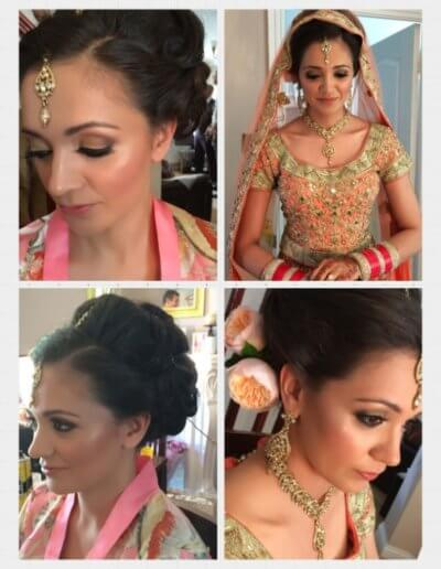 wedding hair and makeup newcastle