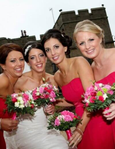 Wedding Hair & Make-up in North East